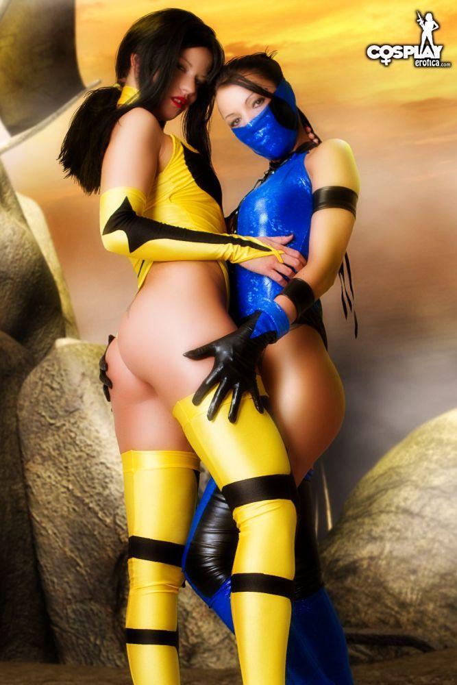 Mortal Kombat Kitana Porn - Mortal kombat kitana porn